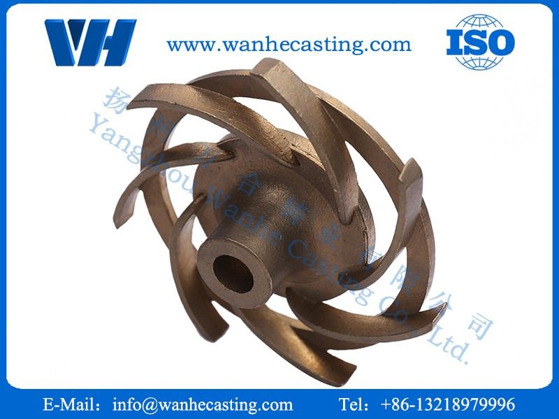 The reasons that affect the quality of copper castings and t